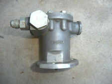 Vintage Hilborn Mechanical Fuel Injection Pump PG-150-A