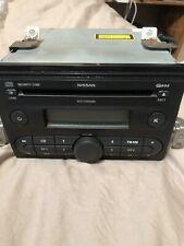 NISSAN MICRA 1.6 SR SPORT K12 DISC CHANGER RADIO HEAD UNIT 7645387318 NEED CODE