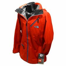 """New w/ Tags THE NORTH FACE """"M CYMBIANT JACKET"""" Men Small/Regular """"FIERY RED"""" Ski"""