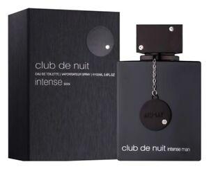 Armaf Club De Nuit Intense Man 105ml EDT Spray SLIGHTLY DAMAGED BOX