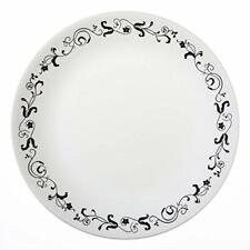 "Corelle Livingware Garden Getaway 10.25"" Dinner Plate Set of 4 Corning Ware"