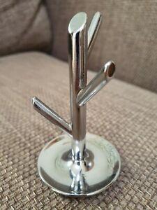 Umbra Polished Metal 3 Arm Ring Holder