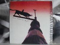 ROBERTO VECCHIONI - PER AMORE MIO - LP EX/EX+  INCLUDE INNER SLEEVE WITH LYRICS