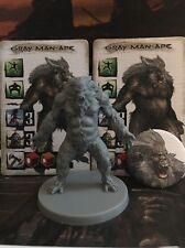 GREY MAN APE - Conan Board Game Kickstarter Exclusive Monster Miniature Monolith
