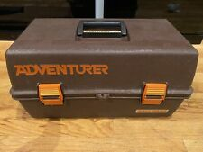Vintage Adenturer Flambeau 1899 Tackle Box