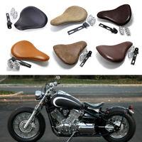 Motorcycle Solo Seat Spring Bracket Kit For Yamaha V Star 1100 950 650 Bobber WY