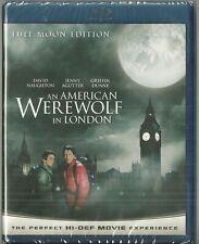 New Sealed Blu Ray - An American Werewolf In London - John Landis Jenny Agutter