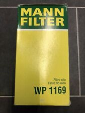 Mann-Filter filtro aceite wp1169 Iveco Bus Irisbus Hitachi New Holland Pegaso Gros