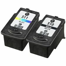 Canon PG-510 & CL-511 Ink Cartridge Value Pack for Canon PIXMA Printers