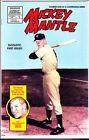 1991 Mickey Mantle Comic Vol1 Nu1 True Story