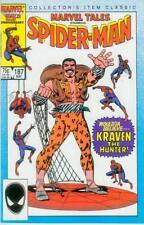 Marvel Tales # 187 (réimpressions Amazing Spiderman # 47) (États-Unis, 1986)