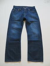 Levi's 758 Jeans Hose, W 33 /L 30, RAR ! Loose Fit indigo Denim, weit & bequem !
