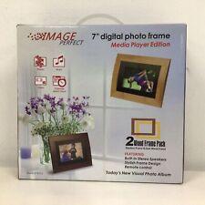 7'' Digital Photo Frame Media Player Edition Image Perfect  #129