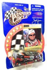 Winner's Circle John Force Nine-Time Funny Car Champion Castrol GTX 1999 Mustang
