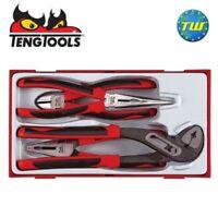 Teng 4pc Mega Bite Plier Set TT440-T - Tool Control System