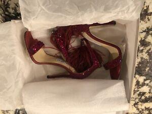 Jimmy Choo - Viola 110 Size 38 (US 7.5) Brand New In Box
