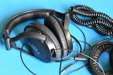 Sennheiser HD 380 Pro Headphones with extras