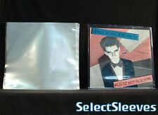 """7"""" Vinyl 45rpm OUTER Non-Reseal Sleeves Japan Made 100pcs SelectSleeves Archival"""
