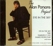 ALAN PARSONS - Eye in the Sky: The Encore Collection - CD - NEW
