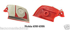 * NOKIA 6310i 6310 ANTENNA AERIAL ORIGINALE 100% NO COVER NO DISPLAY ROSSO