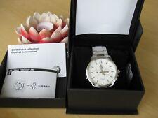 Neu! Original BMW Herren Armbanduhr