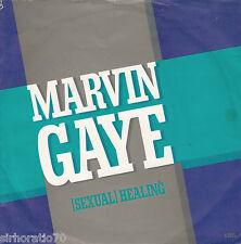 MARVIN GAYE Sexual Healing / Instrumental 45 UK p/s