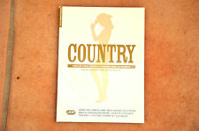 "COFFRET 3 CD COUNTRY - TOUS LES TITRES A POSSEDER"" The Byrds, Dolly Parton"