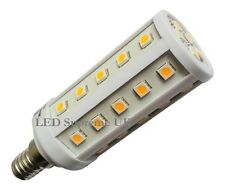 E14 SES 35 SMD LED 6.5W 530LM White Corn Bulb ~60W