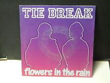 TIE BREAK Flowers in the rain DIS 7759 BELGIQUE