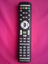 Packard Bell SOFTWARE REMOTE CONTROL MODEL:OR32E EX/CON