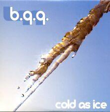 B.Q.Q. - Cold as ice CDS 3TR 2004 EURODANCE Holland RARE!