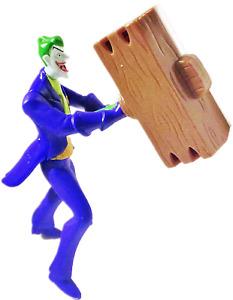 The Joker Smashhammer Squeak Toy McDonalds 2015 Happy Meal Batman Villian