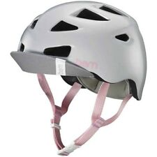 New Bern Melrose Women Helmet Bicycle Comute Urban Satin Grey M/L 55.5-59cm