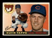 1955 Topps Set Break # 129 Elvin Tappe VG-EX *OBGcards*