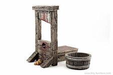 Guillotine - D&D, dungeon terrain, scenery, rpg, Frostgrave, Mordheim