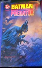 batman VS PREDATOR #1 of 3