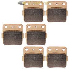 Brake Pads FITS YAMAHA Raptor 350 660 YFM350 YFM660 Front Rear Brakes
