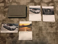 2012 Audi R8 Spyder Owners Manual With Case And Navigation OEM Free Shipping