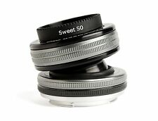 Lensbaby Composer Pro II with Sweet 50 Optic for Nikon F …