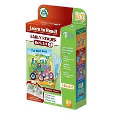 Leapfrog Tag Learn To Read Series Long Vowels Phonics Books (Tag reader sold sep