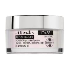 IBD Dip & Sculpt Powder Nail Dipping System SNS Acrylic - Sea Pearl (56g)