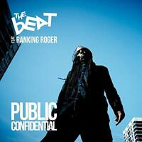 THE BEAT FEAT RANKING ROGER - PUBLIC CONFIDENTIAL [CD]