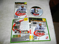 NHL 2K6 (Microsoft Xbox, 2005) different cover toronto maple leafs