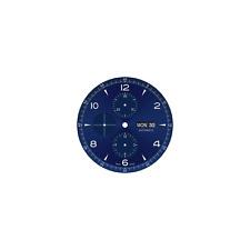 Model 3 ETA 7750 automatic movement dial with  indexes Zifferblatt - cadran