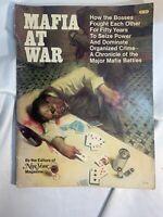 MAFIA AT WAR BY THE EDITORS OF NEW YORK MAGAZINE