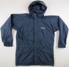 Berghaus Gore Tex Performance Shell hooded jacket parka waterproof mens Large L
