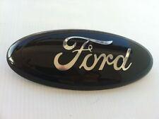 "9"" FORD-""BLACK Tailgate,/ Grille Emblem,""RANGER""STICK ON,CUSTOM PAINT,edge/f-150"