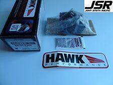 94-04 Mustang GT or V6 Hawk High Performance Plus (HP+) Brake Pads (Rear Pair)