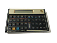 HP 12C Financial Calculator FOR PARTS OR NOT WORKING