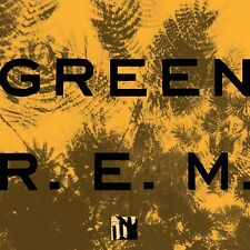 R.E.M. Rem - Green Vg cond Alt Rock Pop Song 89 and More